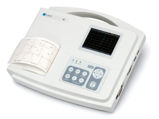Elettrocardiografi - 1 canale e 1/3 canali
