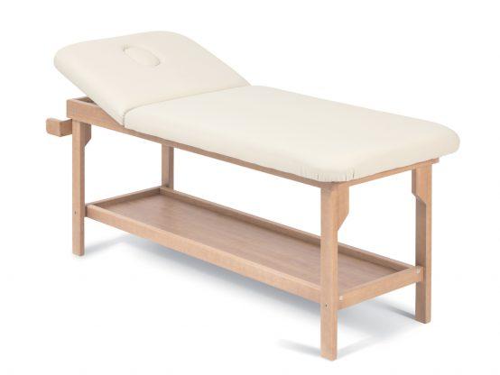 Letti professionali per trattamenti e visita in legno - ANTARES