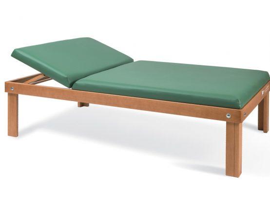Lettini professionali per trattamenti metodo bobath in legno - DIADEMA