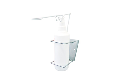 Sapone, distributori saponi e vaschetta sterilizzazione