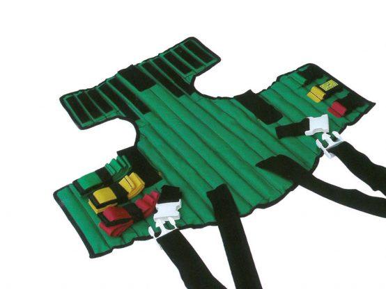 Immobilizzatori spinali - Fermacapo - Imbracatura per elicottero